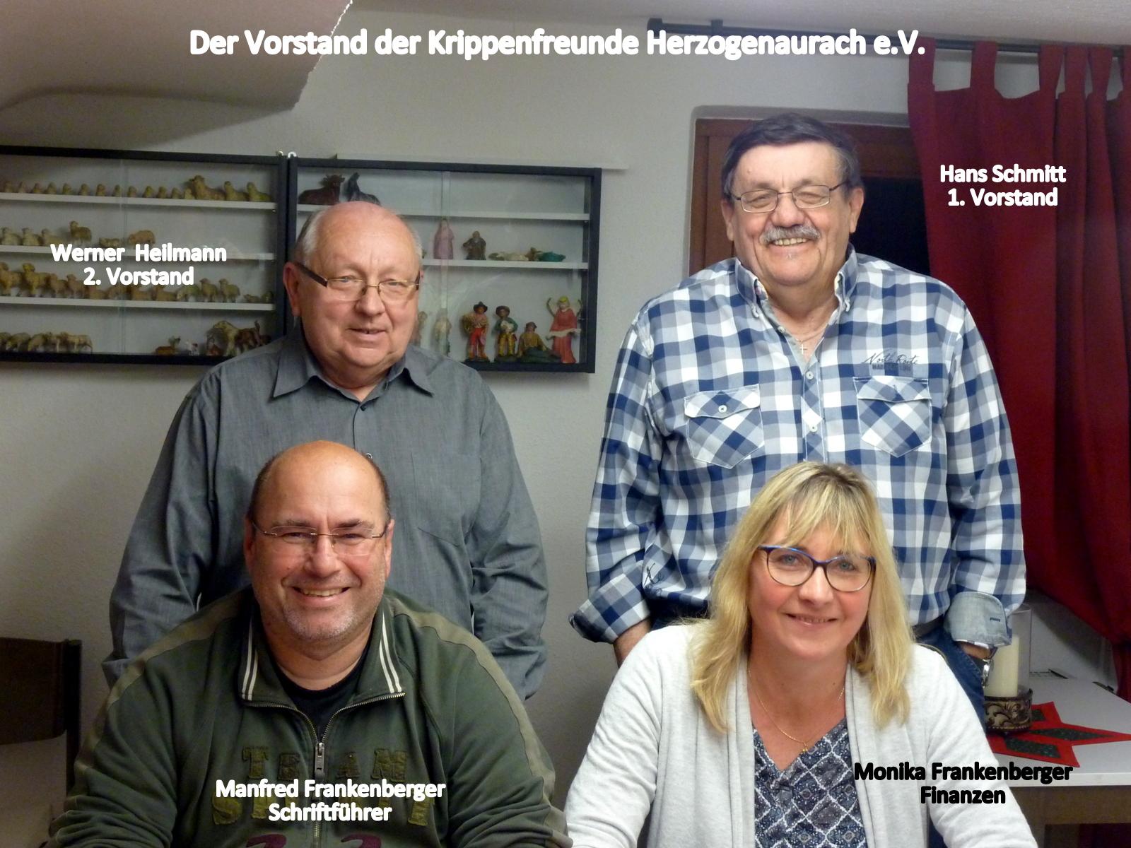 Hans Schmitt ist neuer Vorstand