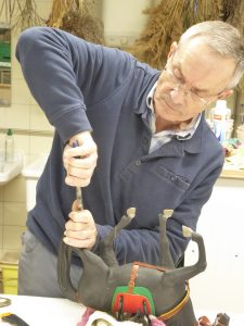 Krippenbaumeister und sehr flexibel